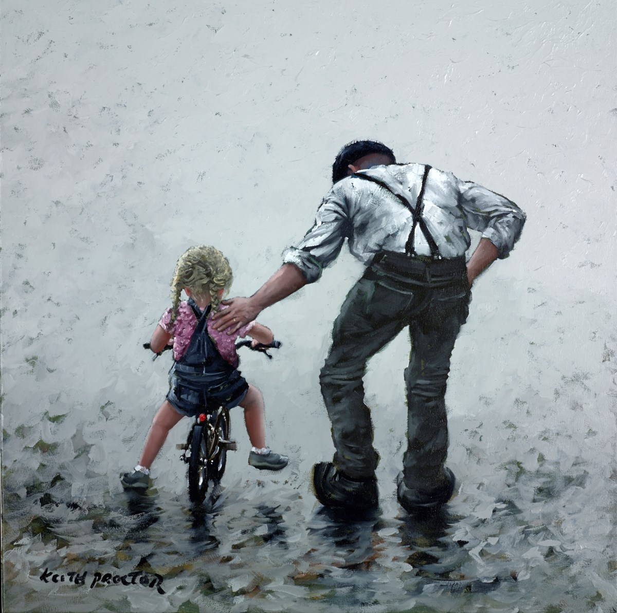 Memories are Made of This  by keith proctor -  sized 28x28 inches. Available from Whitewall Galleries